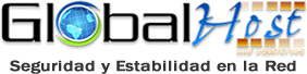 GLOBAL HOST VENEZUELA Logo