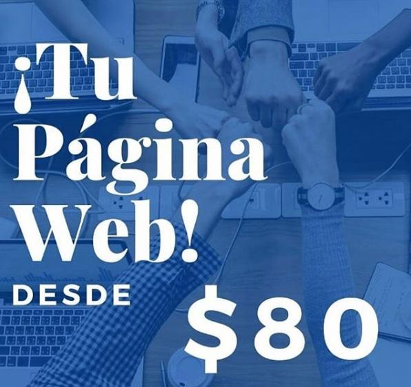 Promocion Pagina Web